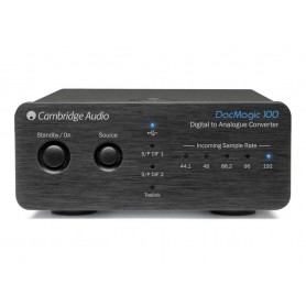 CAMBRIDGE AUDIO DAC MAGIC 100 CONVERTITORE DIGITALE ANALOGICO AUDIO