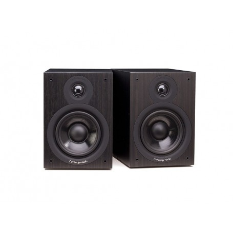 CAMBRIDGE AUDIO SX 50 DARK BLACK DIFFUSORI DA LIBRERIA STAND