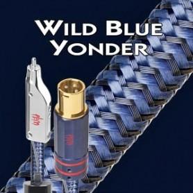 AUDIOQUEST WILD BLUE YONDER CAVO DI SEGNALE RCA DA 0,50 cm