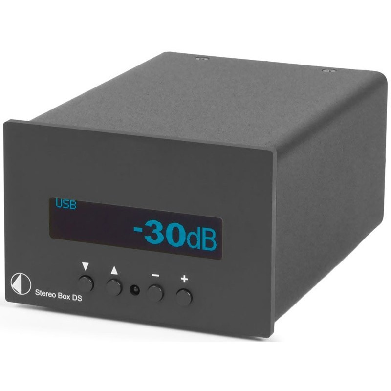 PRO-JECT STEREO BOX DS AMPLIFICATORE STEREO