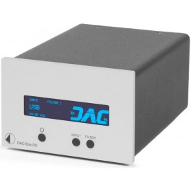 PRO-JECT DAC BOX DS CONVERTITORE AUDIO