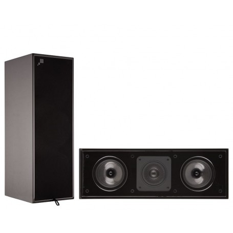 Canale centrale in cabinet Sonance R1 LCR