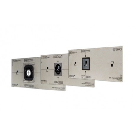 Sonance Architectural medium Pannello cartongesso 16mm per AS68RS