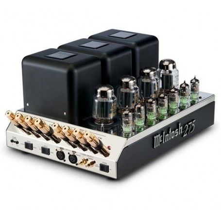 Amplificatore finale valvolare Mcintosh MC 275 VI