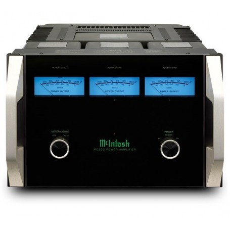 Amplificatore finale multicanale Mcintosh MC 303