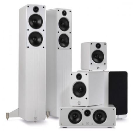 Sistema home cinema Q Acoustics Concept Cinema pack