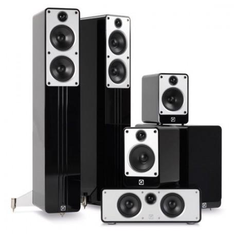 Sistema home cinema Q Acoustics Q Concept Cinema pack