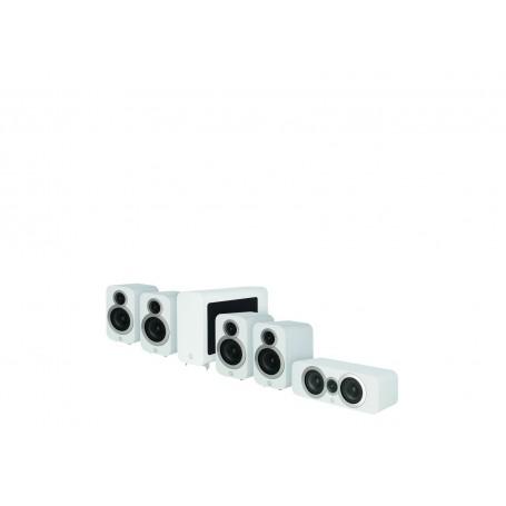 Sistema home cinema Q Acoustics 3010i Cinema pack