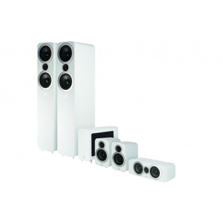 Sistema home cinema Q Acoustics 3050i Cinema pack