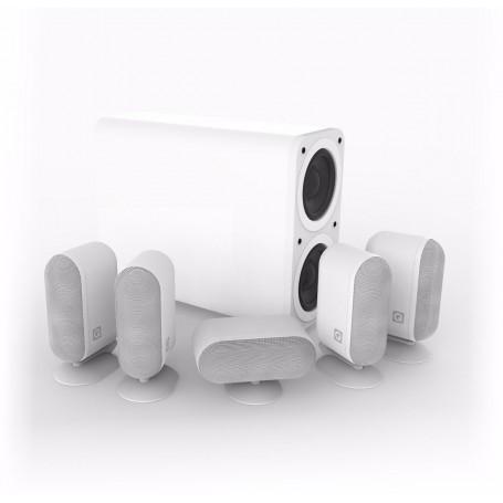 Sistema home cinema Q Acoustics 7000i 5.1 Plus Cinema Pack