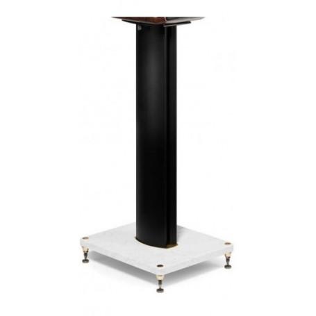 Stand dedicato ai diffusori della collezione Heritage Sonus Faber CARRARA STAND
