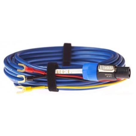 Cavo REL Acoustics BASSLINE BLUE CABLE