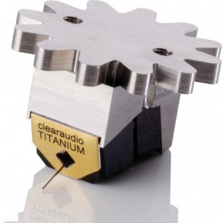 Testina MC Clearaudio TITANIUM V2