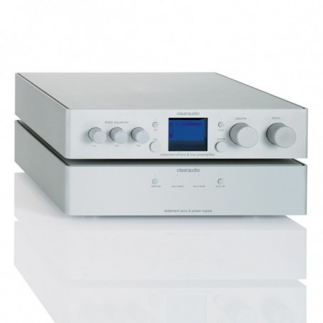Preamplificatore phono Clearaudio STATEMENT PHONO