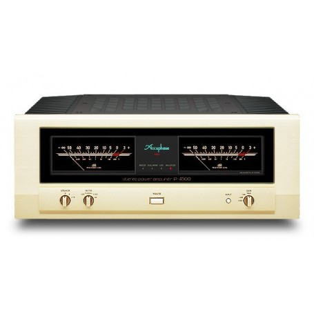 Amplificatore finale Accuphase P-4500