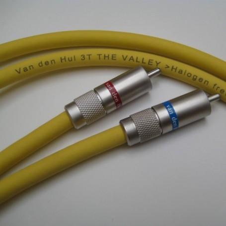 Cavo di interconnessione bilanciato Van Den Hul 3T THE VALLEY RCA