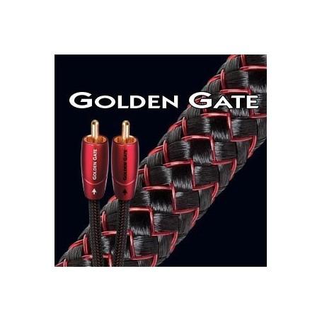 AUDIOQUEST GOLDEN GATE CAVO DI SEGNALE RCA DA 0,60 cm