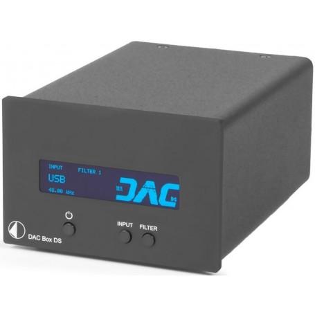 PRO-JECT DAC BOX DS CONVERTITORE AUDIO