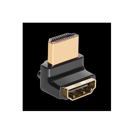 AUDIOQUEST HDMI 90°/W ADATTAORE ANGOLARE