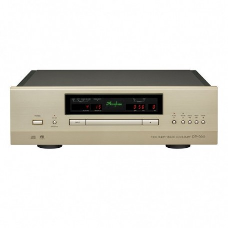 Lettore CD integrato Accuphase DP-560
