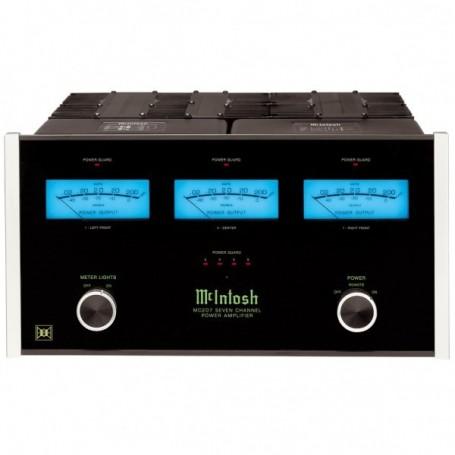 Amplificatore finale multicanale Mcintosh MC 207