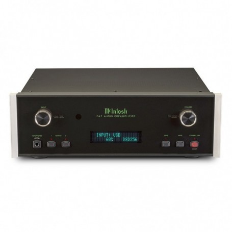 Premplificatore stereo Mcintosh C 47