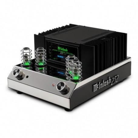 Amplificatore integrato ibrido Mcintosh MA 252