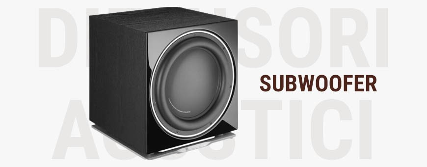 Subwoofer Audio Stereomuch