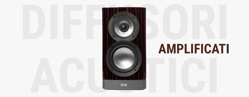 Diffusori Amplificati Audio Stereomuch