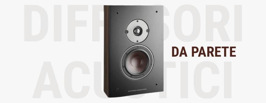 Diffusori da Incasso-Parete Audio Stereomuch