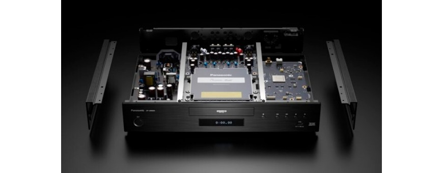 Lettori Bluray Audio - Video Stereomuch