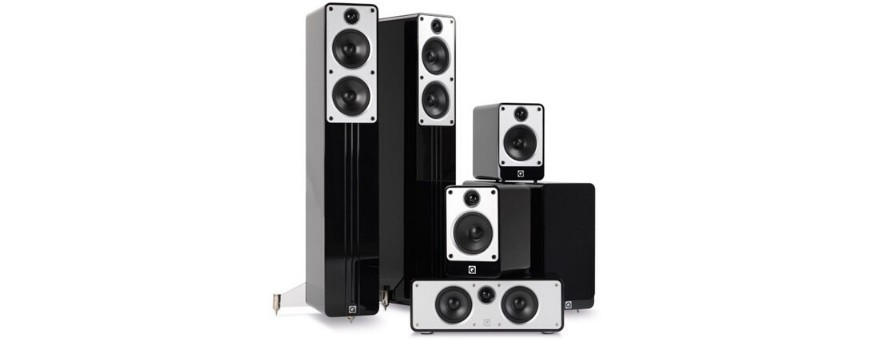 Sistemi 5.1 con subwoofer Audio Stereomuch